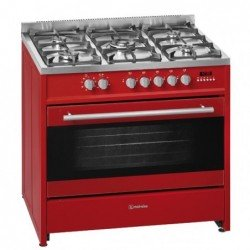 Cocina MEIRELES 90X60 roja...