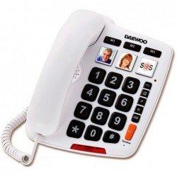 TELÉFONO FIJO DAEWOO DTC760