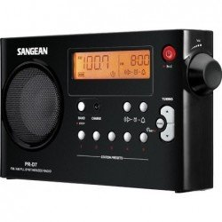 Radio digital SANGEAN PRD7NG