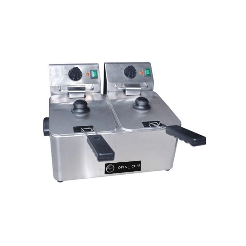 Arcón Congelador horizontal ZANUSSI ZFC31400WA de 300 L