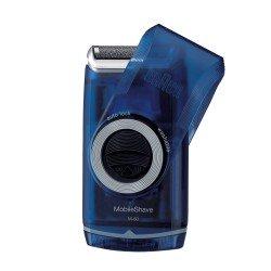 Braun 65607700 afeitadora Máquina de afeitar de láminas Recortadora Negro, Azul