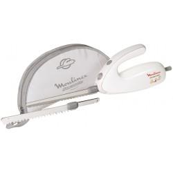 Moulinex DJAC41 cuchillo eléctrico Blanco 100 W