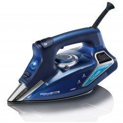 Rowenta DW9240 plancha Plancha a vapor Suela de acero inoxidable Azul 3100 W