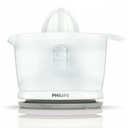 Philips Daily Collection Exprimidor de 0,5 l y 25 W con Auto Reverse y recogecable