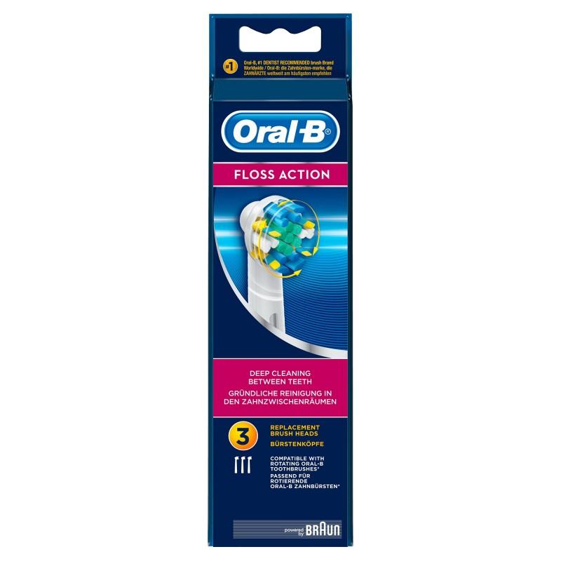 Oral-B EB25 3 pieza(s) Multicolor