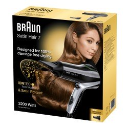 Braun HD 710 Negro 2200 W