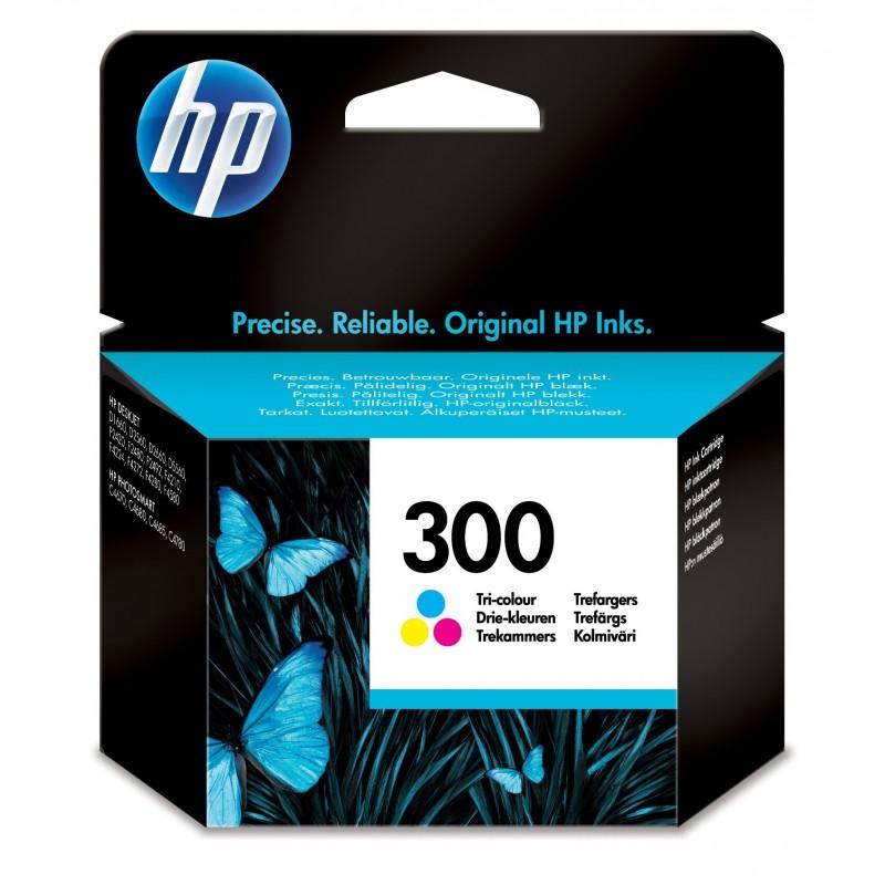 HP 300 Original Cian, Magenta, Amarillo 1 pieza(s)