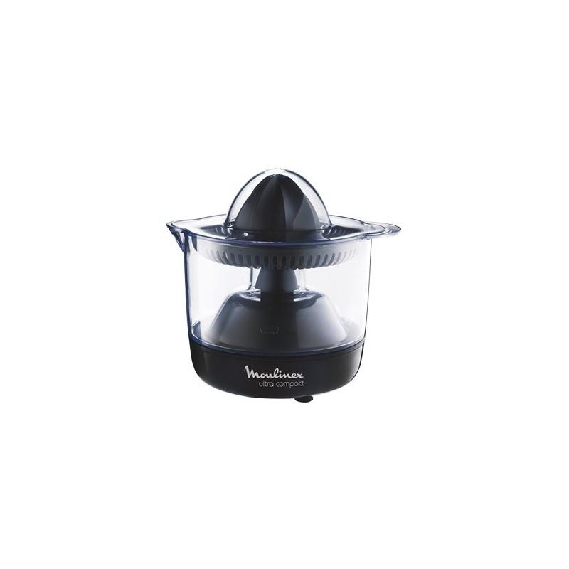 Moulinex PC1208 prensa de cítricos eléctricos Negro, Transparente 0,45 L 25 W