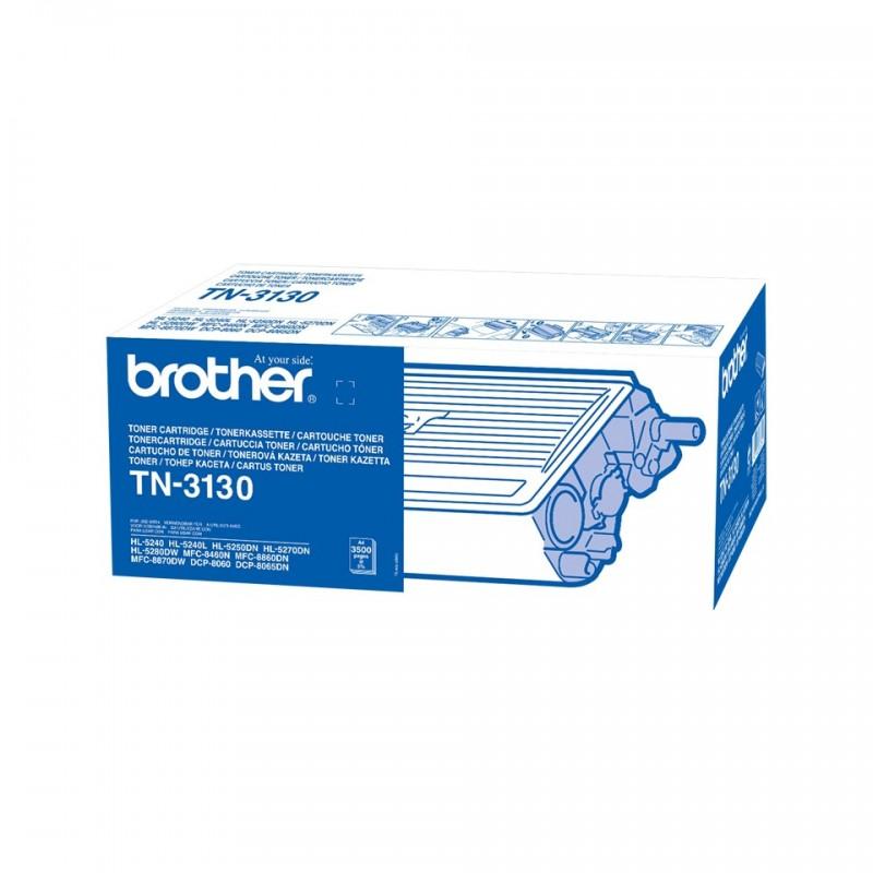 Brother TN3130 Original Negro 1 pieza(s)