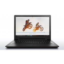 "Lenovo IdeaPad 110 Portátil Negro 39,6 cm (15.6"") 1366 x 768 Pixeles Intel® Celeron® 4 GB DDR3L-SDRAM 500 GB Unidad de disco"
