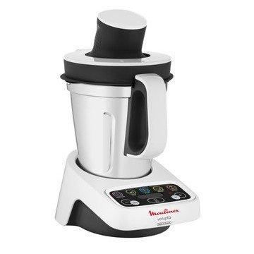 Moulinex HF404113 robot de cocina 1000 W 3 L Gris, Blanco