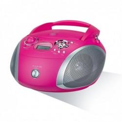 Radio cd GRUNDIG RCD1445 Rosa