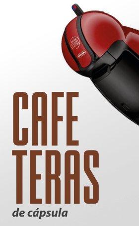 Cafeteras de cápsula